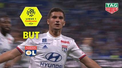 But Houssem AOUAR (11ème) / Olympique Lyonnais - Angers SCO - (6-0) - (OL-SCO) / 2019-20