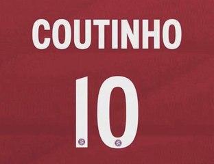 Adidas prépare l'arrivée de Philippe Coutinho au Bayern Munich
