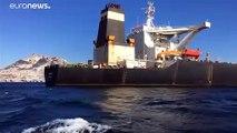 Gibraltar refuse de saisir le pétrolier iranien comme le demande Washington