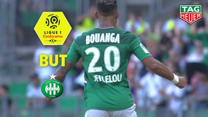 But Denis BOUANGA (83ème) / AS Saint-Etienne - Stade Brestois 29 - (1-1) - (ASSE-BREST) / 2019-20