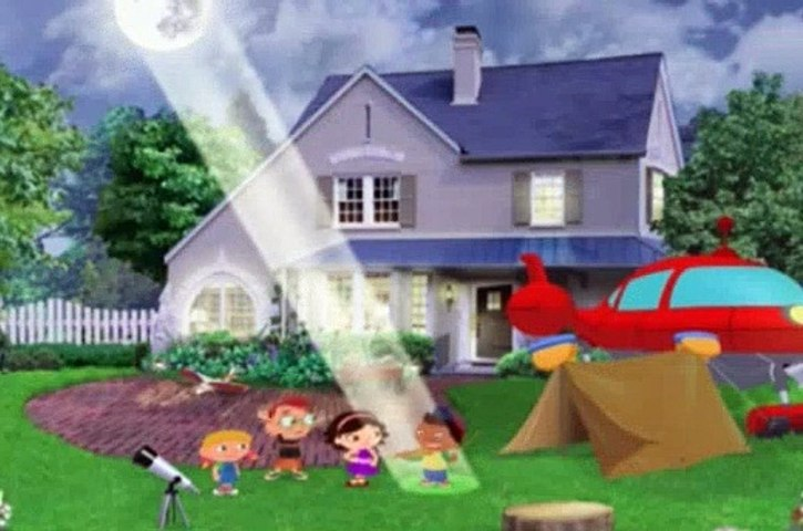 Little Einsteins Season 1 Episode 13 - The Mouse and the Moon
