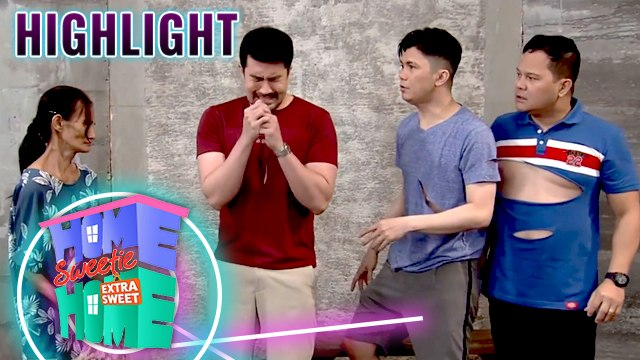 Pip, Ferdie, and Edwin show that they are kind hearted | HSH Extra Sweet