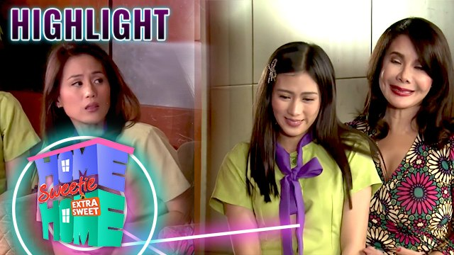 Julie meets Mikee's mother | HSH Extra Sweet