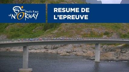 Résumé de l'épreuve (Français) - Arctic Race of Norway 2019