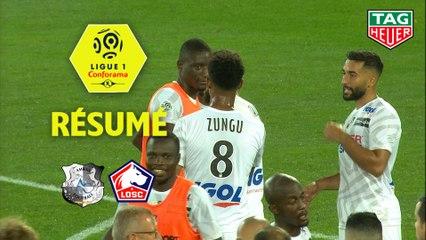 Amiens SC - LOSC (1-0)  - Résumé - (ASC-LOSC) / 2019-20