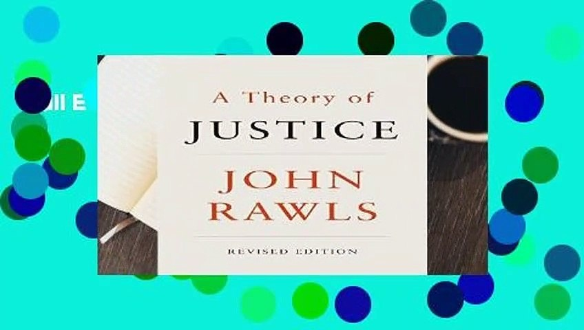 Full E-book  A Theory of Justice Complete