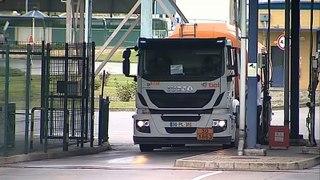 Greve dos motoristas de matérias perigosas desconvocada