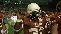 Running back Cedric Benson plays for Texas Longhorns _ KVUE