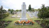Cérémonie commémoratives du 75e anniversaire du Bombardement de Namur du 18 août 1944