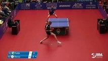 Mattias Falck vs Robin Devos (TTBL Selected)