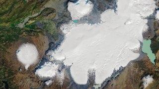 Islândia faz funeral a glaciar