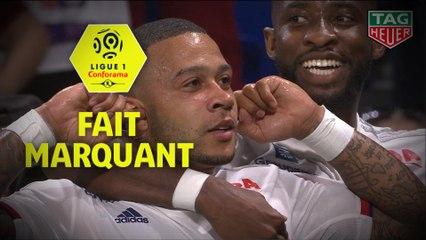 Un Depay de feu (2 buts, 1 passe) porte l'OL vers un large succès contre Angers! 2019-20