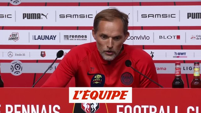 Tuchel «Nous ne sommes pas au meilleur de nos capacités» - Foot - L1 - PSG