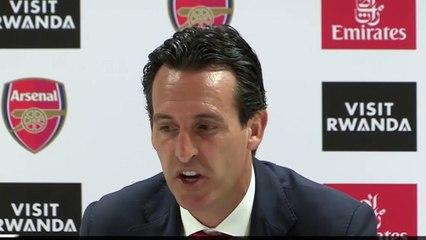 Emery: Ben VAR'a olumlu bakıyorum