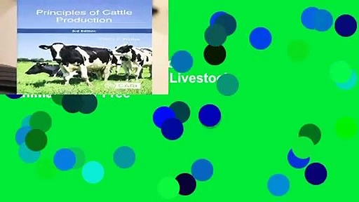 Full version  Principles of Cattle Production (Farm Livestock Animals)  For Free