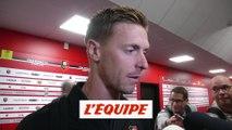 Salin «On a bien bossé» - Foot - L1 - Rennes