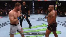 Stipe Miocic vs. Daniel Cormier - Fight from the Second Round, 17.08.2019.