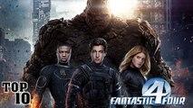 Top 10 Biggest Superhero Movie Flops Of All Time