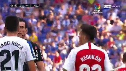 LaLiga 19/20 Match Highlights: Espanyol 0-2 Sevilla