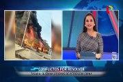 Conflictos por resolver: Talara, Moquegua, Cusco y Apurímac son temas latentes