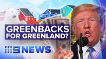 Trump is considering trying to buy Greenland