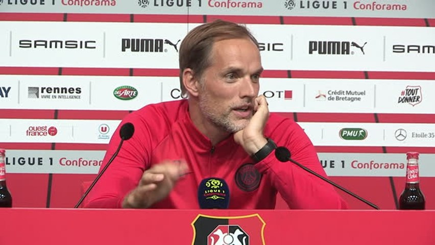 CLEAN - Neymar won't leave PSG without a replacement - Tuchel