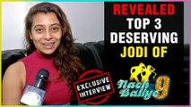 Choreographer Aishwarya REVEALED Her Favourite TOP 3 Jodi Of Nach Baliye 9 | EXCLUSIVE INTERVIEW