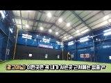 The Korea's biggest batting practice field review.