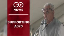 Bhupinder Singh Hooda On Article 370