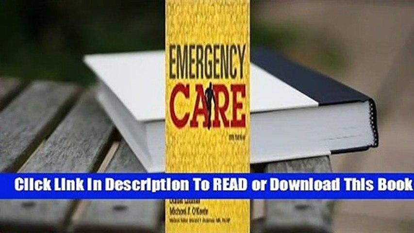 Full E-book Emergency Care  For Free