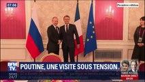 Pourquoi Emmanuel Macron rencontre-t-il Vladimir Poutine avant le G7?
