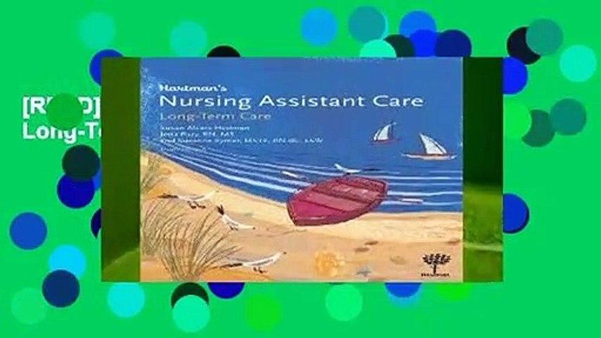 [READ] Hartman s Nursing Assistant Care: Long-Term Care