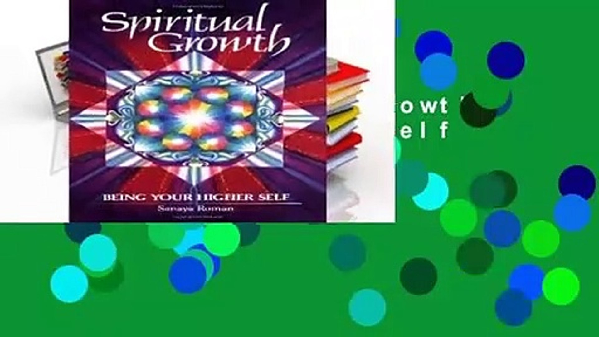[READ] Spiritual Growth: Being Your Higher Self (Earth life)
