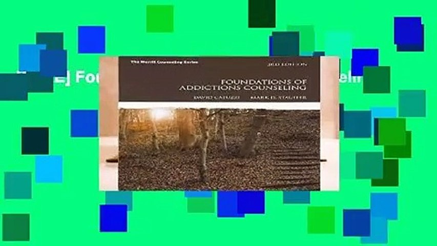 [FREE] Foundations of Addictions Counseling