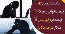 47% of women in Pakistan are depressed; report