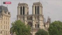 Notre-Dame : le chantier redémarre ce lundi
