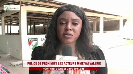 POLICE DE PROXIMITE: Les acteurs Mme VAI Valérie