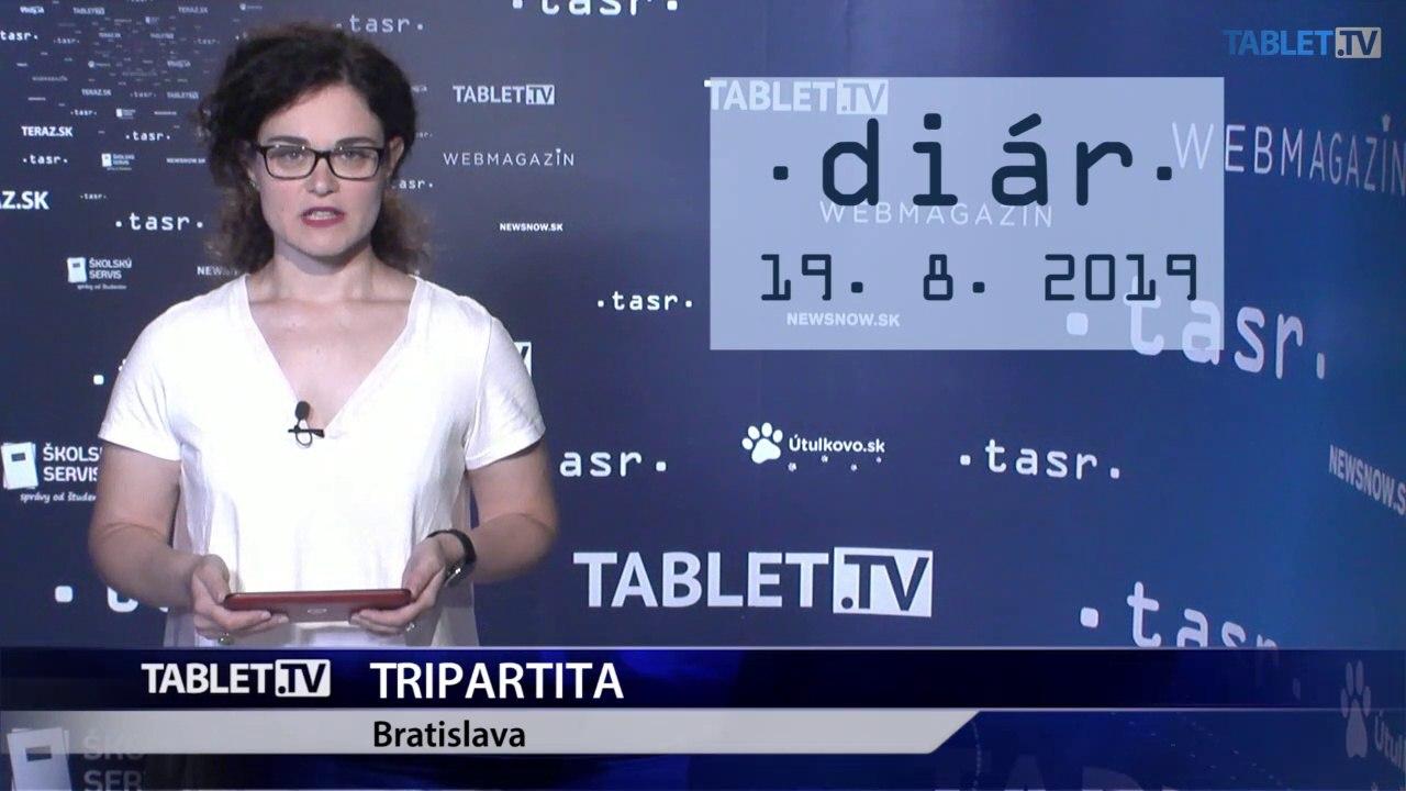 DIÁR: Tripartita bude rokovať aj o minimálnej mzde