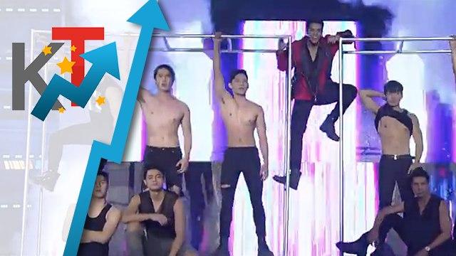 BidaMan Top 12, muling pinakilig ang Madlang People sa kanilang performance