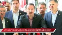 Memur-Sen Başkanı Ali Yalçın'dan açıklamalar