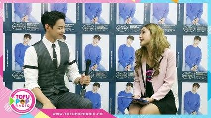 TofuPOP Radio Exclusive Interview - Min Ho