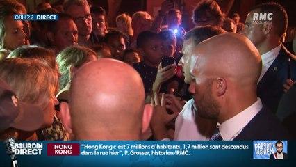 Président Magnien ! : Emmanuel Macron reçoit Vladimir Poutine au fort de Brégançon - 19/08