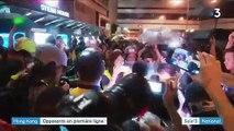 Hong Kong : rencontre avec les jeunes manifestants violents