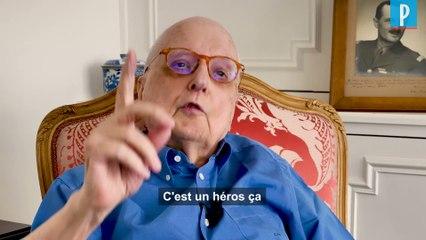 Libération de Paris : Charles Pegulu de Rovin raconte la résistance