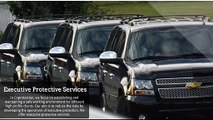 Get executive protection from prepared and highly trained professionals