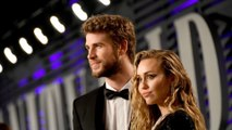 Celebrity Close Up: Miley Cyrus And Liam Hemsworth