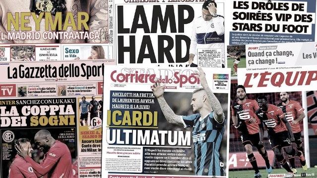 L'AS Monaco offre 65M€ pour Mauro Icardi, les coulisses sulfureuses des soirées des stars du foot