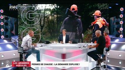 Le monde de Macron: Les demandes de permis de chasse explosent - 19/08