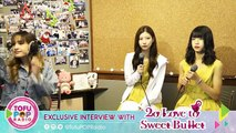 TofuPOP Radio Exclusive Interview with 2o Love to Sweet Bullet