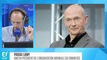 """Pascal Lamy : """"N'exagérons pas l'extrême importance du G7"""""""